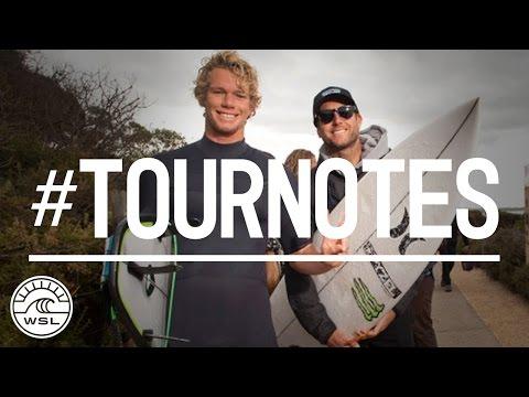 #TourNotes: Beyond Bells Beach