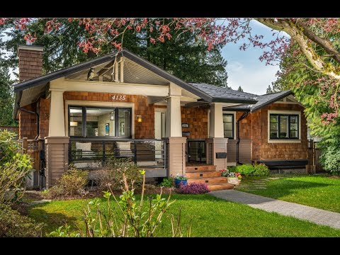 4135 Virginia Crescent, North Vancouver - Canyon Heights