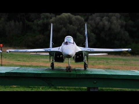 SU-35S, The last Flanker  HD