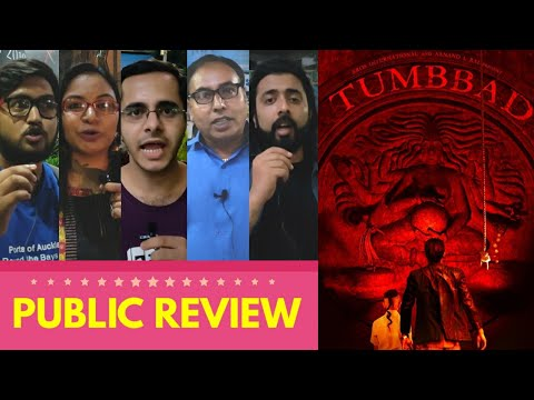 TUMBBAD Movie Public Review | India's Best Mystery & Horror Film | Sohum Shah | Anand L Rai