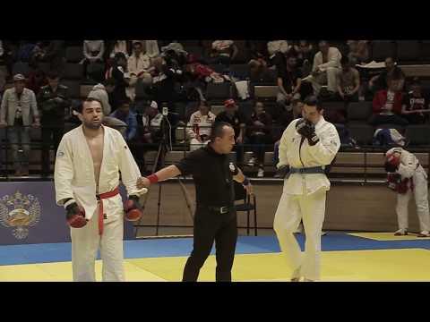 2019 BESLANEEV (RUS) - ASKARBEKULY (KAZ) -80 кг Рукопашный бой чемпионат мира Санкт-Петербург