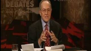 Dore Gold and Alan Dershowitz Argue for American Support of Israel - The Doha Debates