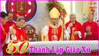 Giáo xứ Nam Hải - 50 Năm Hồng Ân (Leopoldo Girelli) 2015