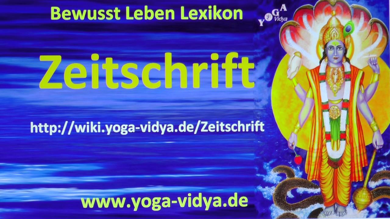 Amüsant Yoga Zeitschrift Foto Von