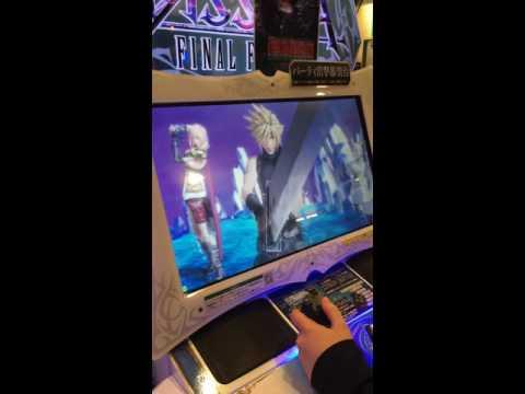 Tau's Arcade Quickies: Final Fantasy Dissidia Arcade Game #3 (Win ...