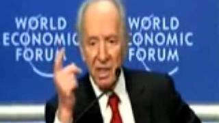 president peres of israel speaks the truth davos annual meet