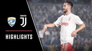 Highlights: Brescia Vs Juventus - 1-2 - Dial M For Miralem!