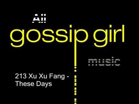 Xu Xu Fang - These Days