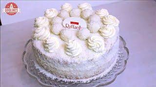 ტორტი რაფაელო - Raffaello Cake