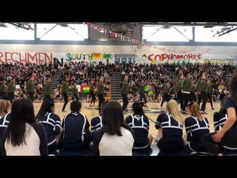 Crescenta Valley High School Dance | Rally 2018