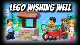 Lego Wishing Well