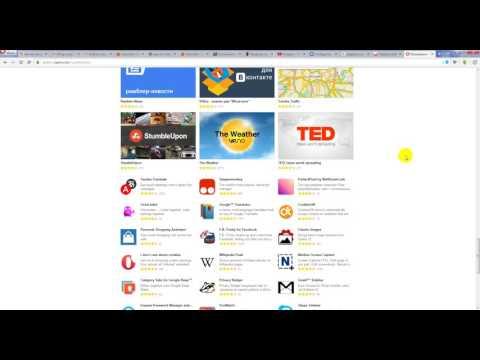 Как установить расширение браузера Opera