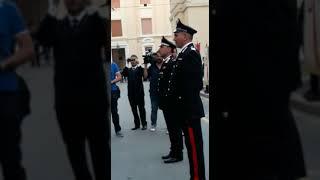 Medaglia di bronzo al Merito civile per due Carabinieri del Comando di Ruvo