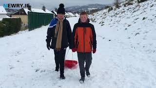 A Snowy Newry