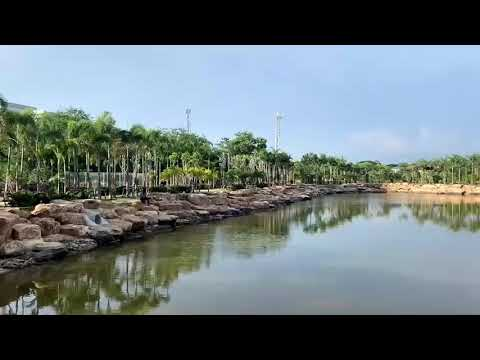 A look at the newest public park that is nearing completion in the Pattaya area.