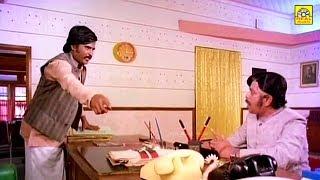 சார் எனக்கு இருக்குறது ஒரே ஒரு அம்மா சார்! என்னால தாங்க முடியல சார்    Thillu Mullu Comedy Scenes
