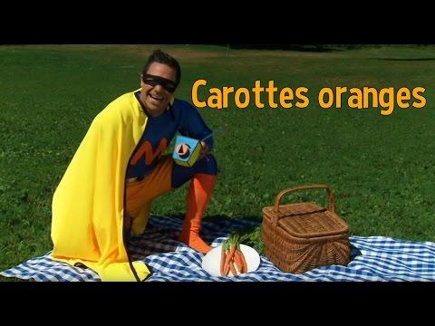 Super Mini à la rescousse : Carottes oranges