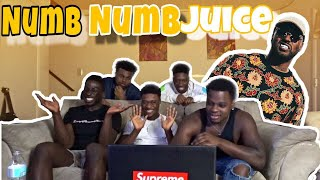 ScHoolboy Q - Numb Numb Juice [Official Music Video][Reaction]