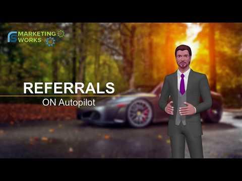 REFERRALS ON AUTOPILOT PROGRAM- RS MARKETING WORKS, Using proven  marketing strategies.