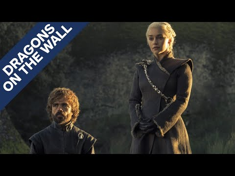 """Game of Thrones: """"Eastwatch"""" - Dragons on the Wall"""