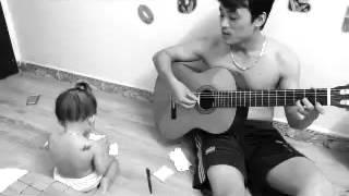 Ba hát con nghe cực đáng yêu