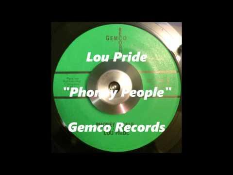 Lou Pride - Phoney People