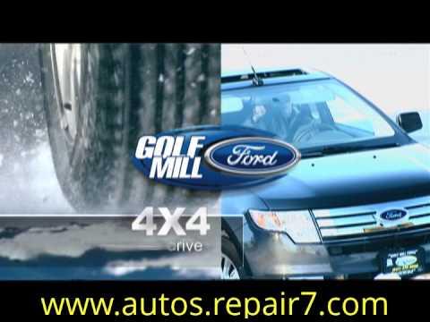 ford edge 2006 2009 2010 manual de taller mecanica y reparacion rh youtube com manual de ford edge 2007 manual de ford edge 2007 en español