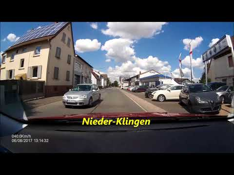 Autofahrt im Reinheimer