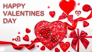 💕 Happy Valentine's Day 💕 Wishes,4K Video,Valentine's Day Greetings,3D Animation Videos