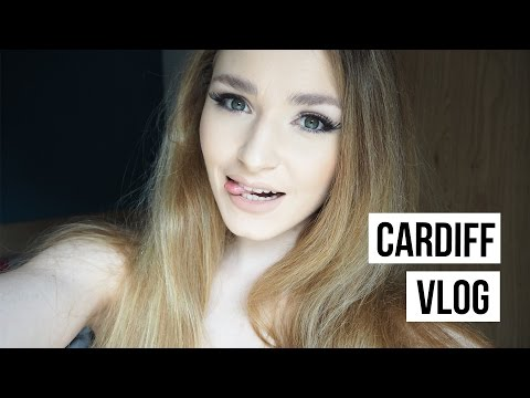 CARDIFF VLOG | LEGS AND GLUTES