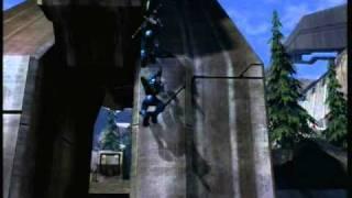 Halo 3 - Hiding Tactics on Valhalla Ranked Team Slayer