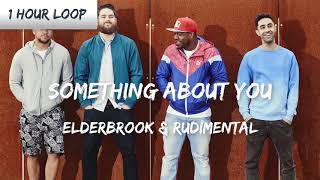 Gambar cover Elderbrook & Rudimental - Something About You (1 HOUR LOOP)