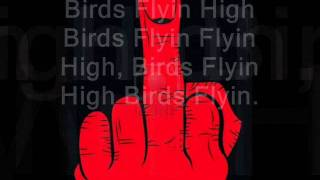 DoughBoy Birds Flying High Lyrics