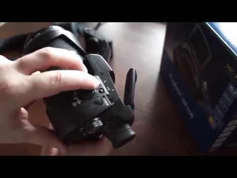 Обзор камеры Sony DSC-R1 - Review Sony Cyber-shot DSC-R1