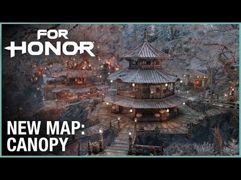 For Honor: Year 3 Season 2 – New Map: Canopy | Trailer | Ubisoft [NA]