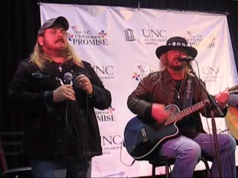 Van Zant - Help Somebody recorded at UNC Hospitals