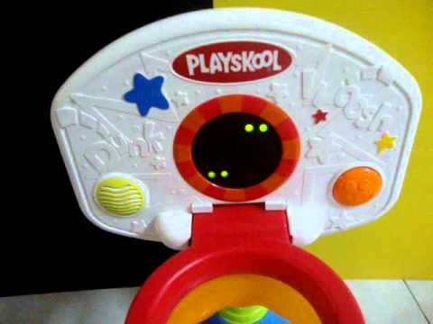 Playskool Basketball Hoop by www.iceandnut.pantown.com