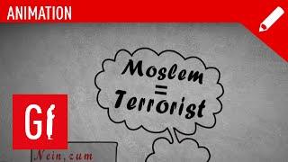 Der neue Jude: Der ewige Moslem - Animation