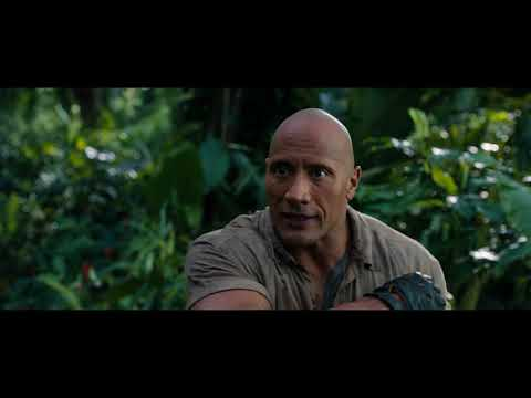 """Jumanji Movie Event - Welcome to the Jungle """"We're in the Game"""" Clip"""