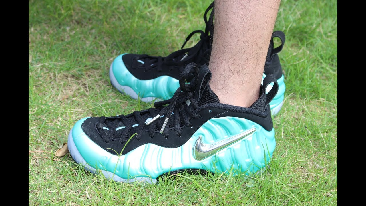 10753474143 ON FEET REVIEW NIKE AIR FOAMPOSITE PRO
