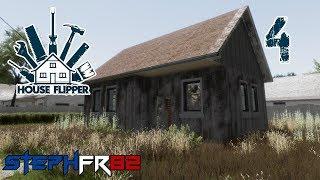 House Flipper - Ep 4 - On vend la 1ére maison et on achète la maison brûlée