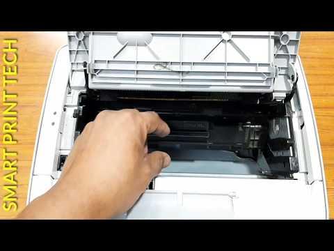 HP 1102 Printer Review & Replacing Toner Cartridge (Best Printer For Personal Use)