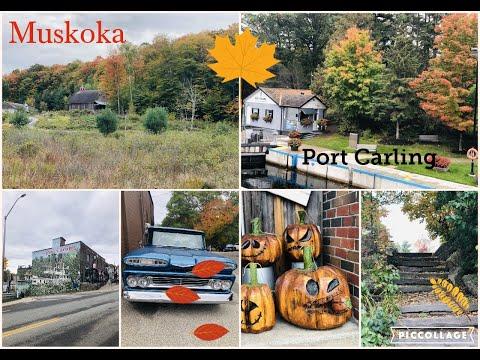 Day Trip To Muskoka Lakes Ontario