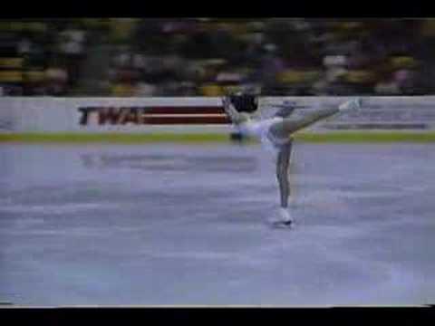 1986 Skate America Yamaguchi/Galindo LP