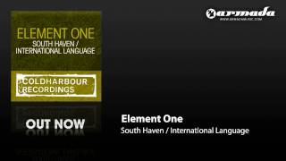 Element One - International Language (Original Mix) (CLHR086)