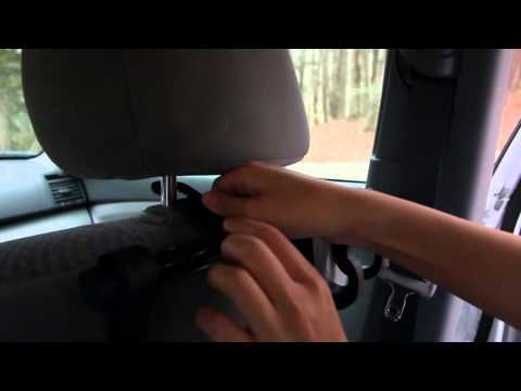 MAXSA Innovations Car Headrest Multi Hanger - Model 25524