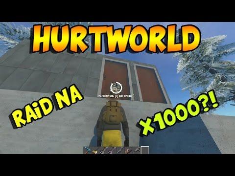 Hurtworld - C4 jest ale baz nie ma! #60