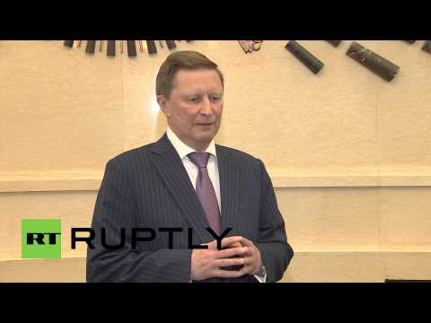 China: Sergei Ivanov meets CPC head Li Zhanshu