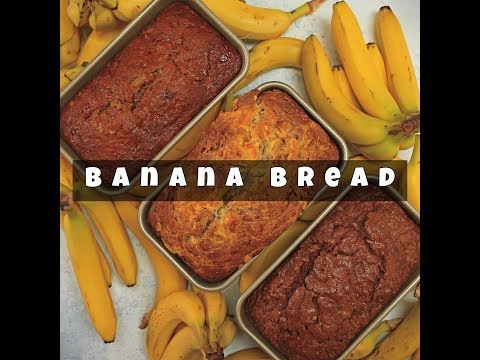 How To Make Banana Bread With Cake Mix