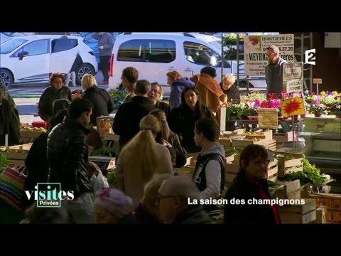 Le marché de Brive-la-Gaillarde - Visites privées